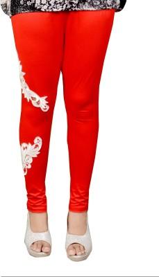 Henry Club Women's Red Leggings