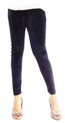 GSI Women's Black, Red Leggings
