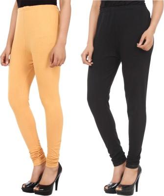 Xposé Women's Beige, Black Leggings