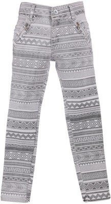 LEI CHIE Women's White Jeggings