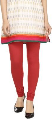 desistyle Women's Red Leggings