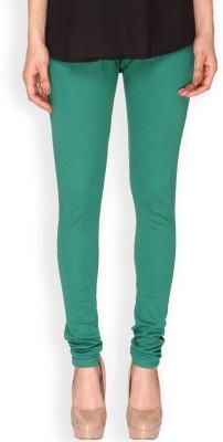 Ten on Ten Women's Green Leggings
