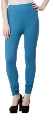 NEW TRENDS Women's Blue Leggings