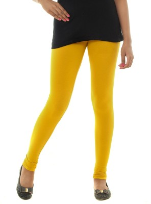 Descript Women,s Yellow Leggings