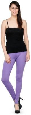 Oleva Women,s Purple Leggings