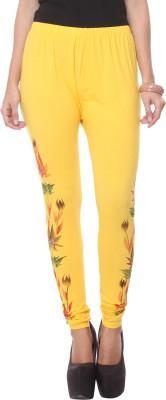 Lavennder Women's Yellow Leggings