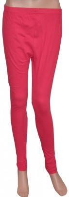 Pezzava Women's Pink Leggings