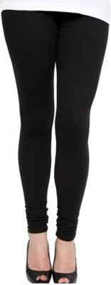 Rupa Softline Women's Black Leggings