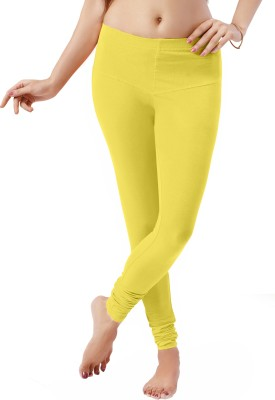 Ziwa Women's Yellow Leggings