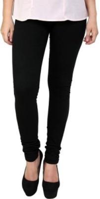INKINC Women's Black Leggings