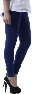 Prashil Women's Dark Blue Leggings