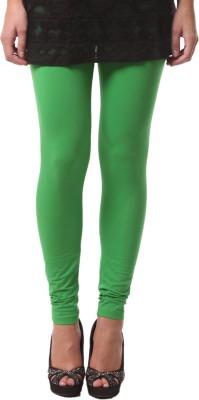 FashionExpo Women's Green Leggings