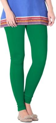 Nice Fit Women's Green Leggings