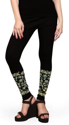Styleon Women's Black Leggings