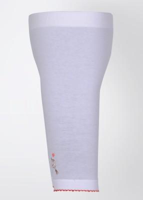 Feetje Baby Girl's White Leggings