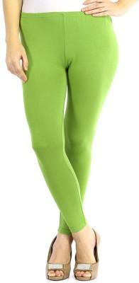 MDS Jeans Women's Green Leggings