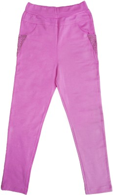 Sweet Angel Girls Pink Jeggings