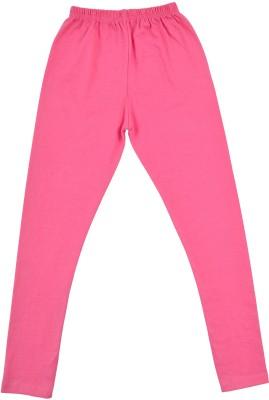 Perky Girl's Pink Leggings