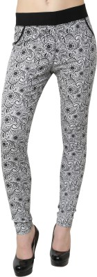 Westwood Women's White Jeggings