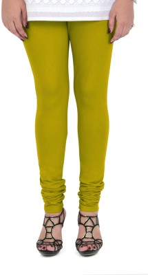 Vami Women's Yellow Leggings