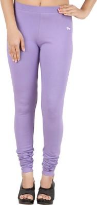 Nanshe Women's Purple Leggings