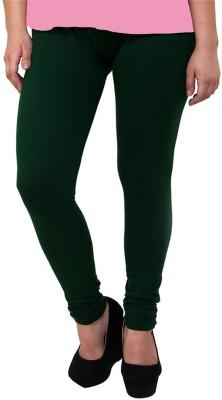 adorz wears Women's Dark Green Leggings