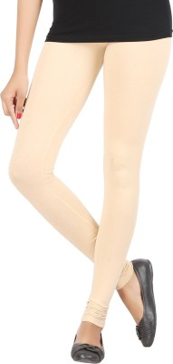 Elance Women's Beige Leggings