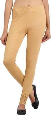 Notyetbyus Women's Beige Leggings