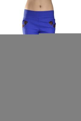Nisha's Feminine Women's Blue Jeggings