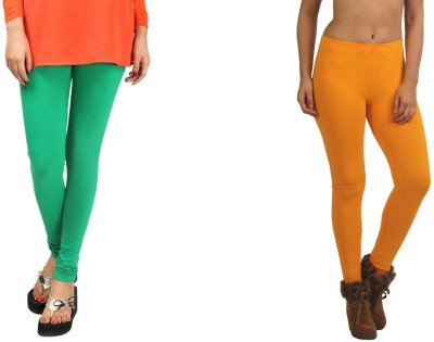 Yaari Women's Multicolor Leggings