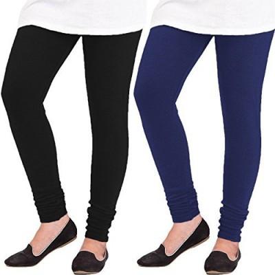 Aniya Women,s Blue, Black Leggings