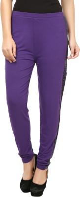 Beetle Women's Purple Leggings