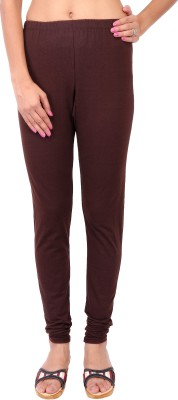 Shop & Shoppee Women's Brown Leggings