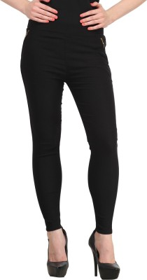 FIFO Women's Black Jeggings