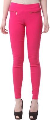 kem Flow Gold Women's Pink Jeggings