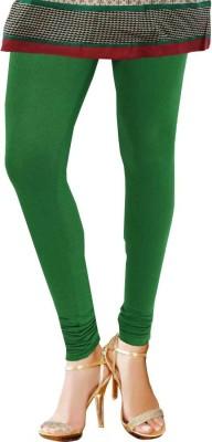 TBZ Women's Green Leggings