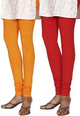 Kandida Women's Red Leggings