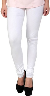 Future Times Women's White Leggings