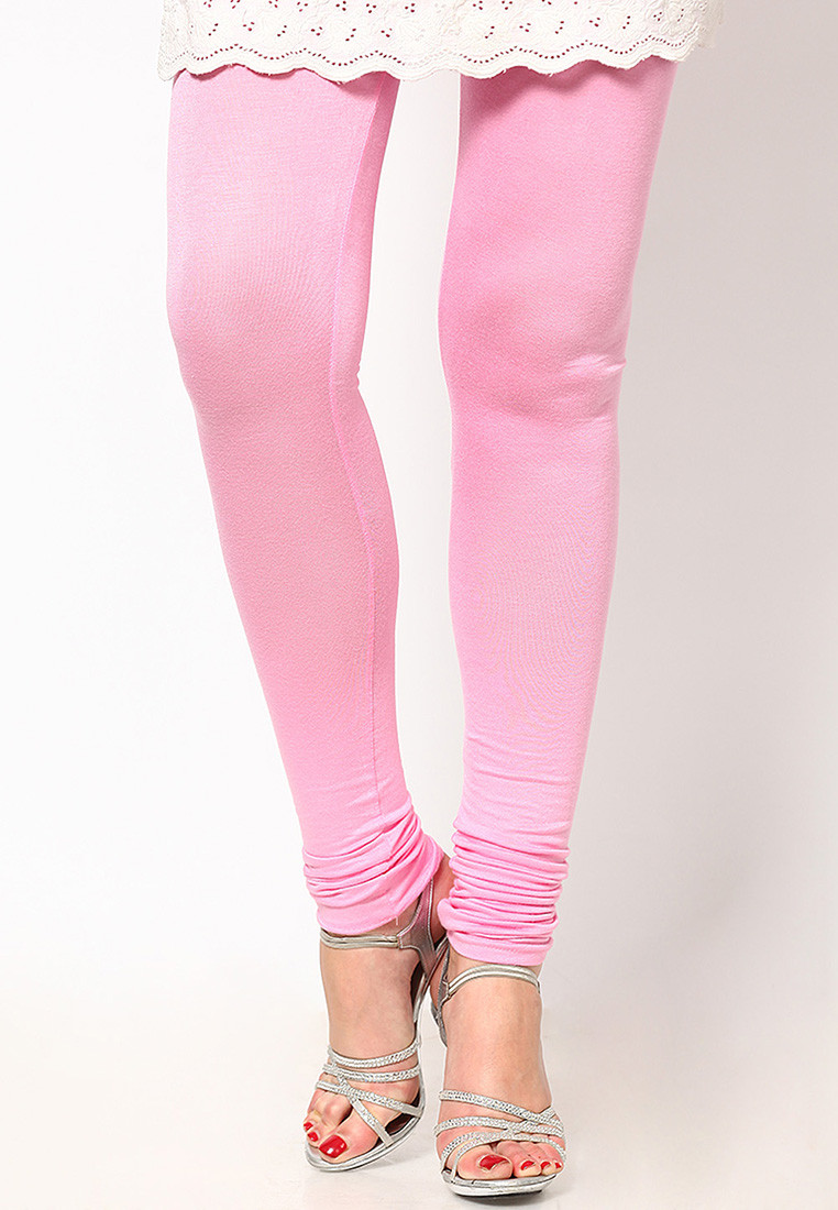 Sportelle USA India Womens Pink Leggings