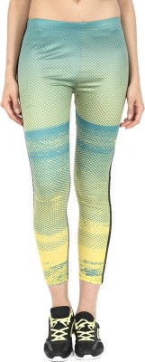Yepme Women's Yellow Leggings