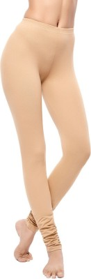 Coucou by Zivame Women's Beige Leggings