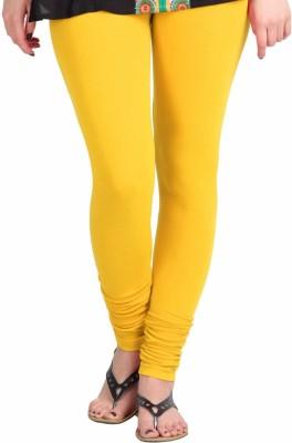 Belinda Women's Yellow Leggings