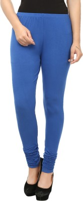 Beetle Women's Blue Leggings
