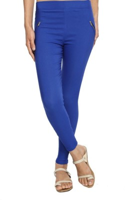 TouchMe Women's Blue Jeggings
