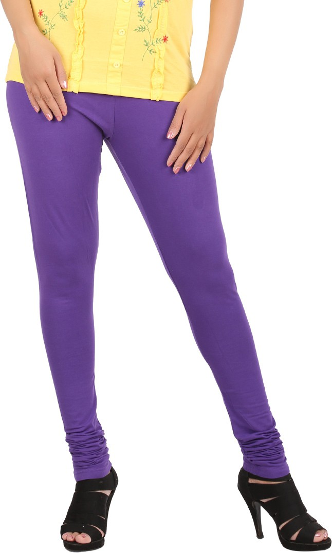 Appulse Womens Purple Leggings