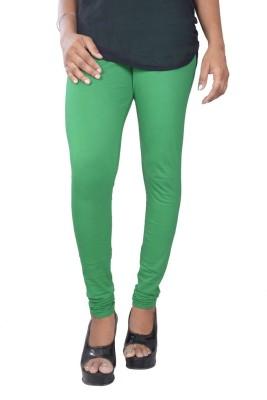 Tyro Women's Green Leggings