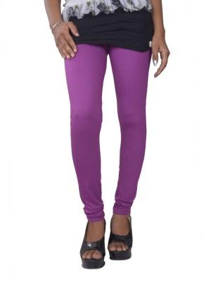 Tyro Women's Purple Leggings