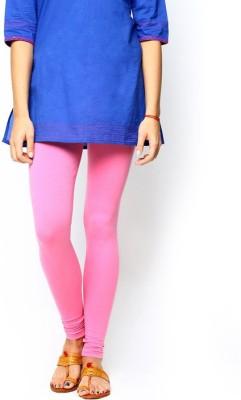Aricrea Women's Pink Leggings