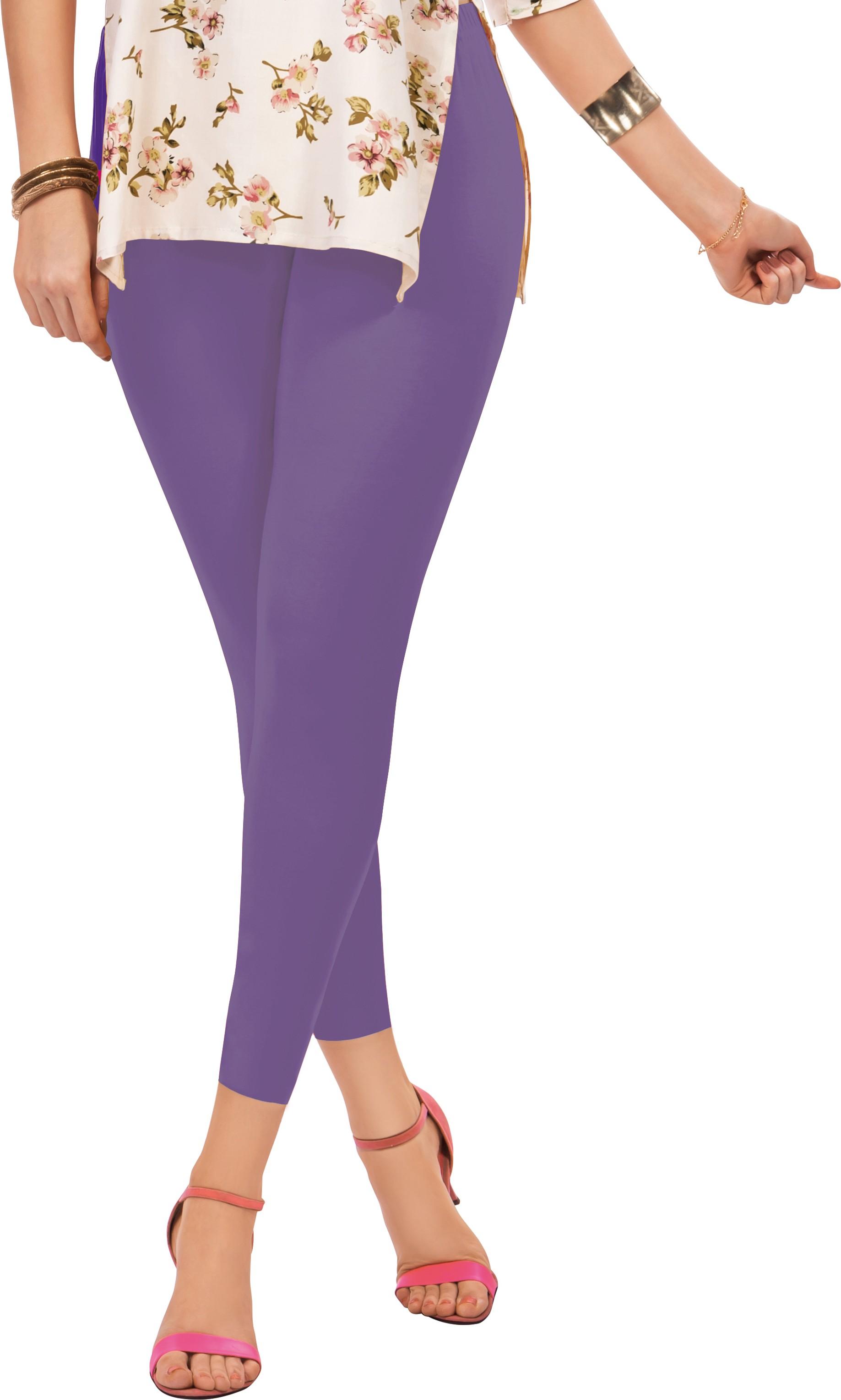Sonari Womens Purple Leggings