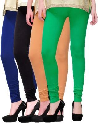 Rexel Fashion Women's Blue, Black, Brown, Green Leggings